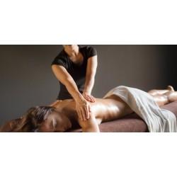 Massage Hypoténuse (Californien / Suédois) au Cabinet Osmose