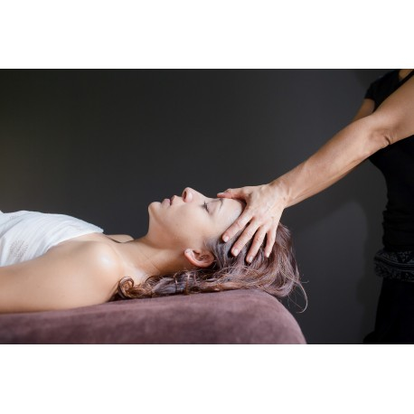 Massage Impérial au cabinet Osmose