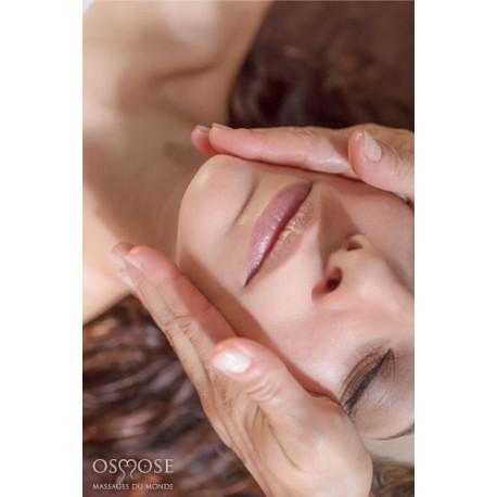 Massage JAPONAIS du visage